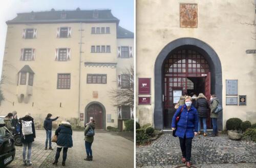 Workshop Schloss Westerburg -Zusammenarbeit im Praxisteam
