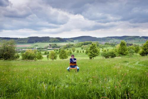 Peter Guntermann — im Sauerland verwurzelt